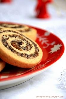 Makowczyki czyli ciasteczka...