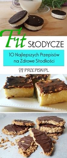 FIT Słodycze – 10 Najlepszy...