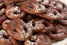 Precelki czekoladowe