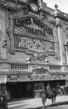 Loew's Paradise Theatre, Br...