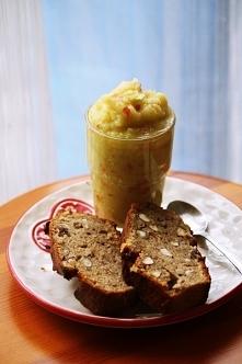 pełnoziarnisty chlebek bana...