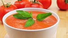 Krem z pomidorów Amelii
