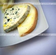 Pasta z niebieskiego sera p...