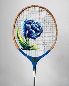 desingboom.com  haft na rakiecie tenisowej :)
