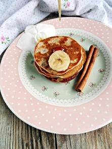 Dietetyczne pancakes