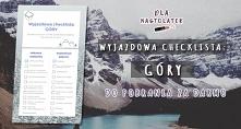 Wyjazdowa checklista: Góry