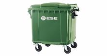 Pojemny kontener na odpady ...
