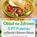 Obiad na Zdrowo: 15 FIT Prz...