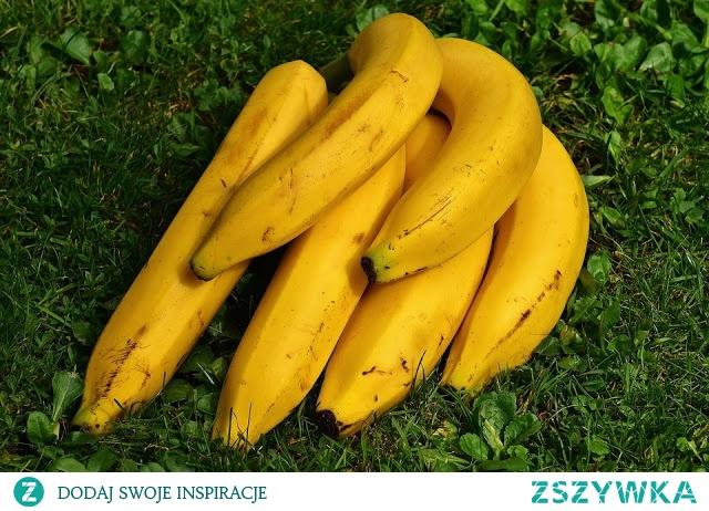 10 powodów dla których nie warto wyrzuca skórkę po bananie! :)