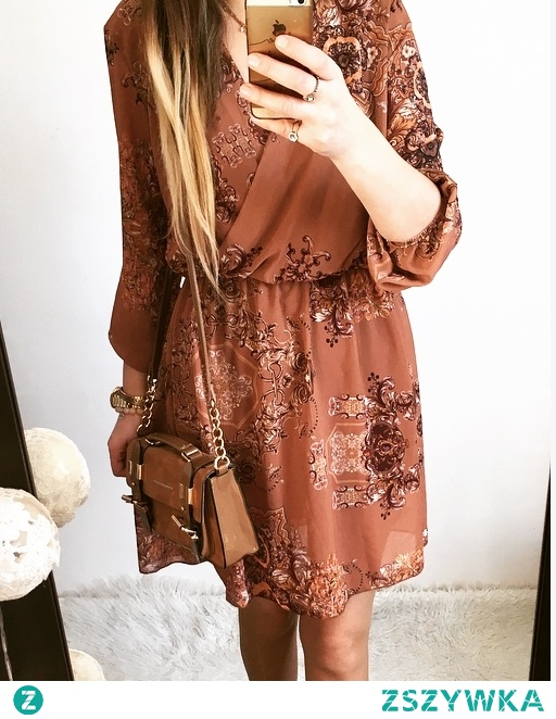 Sukienka z butiku Gretastyl