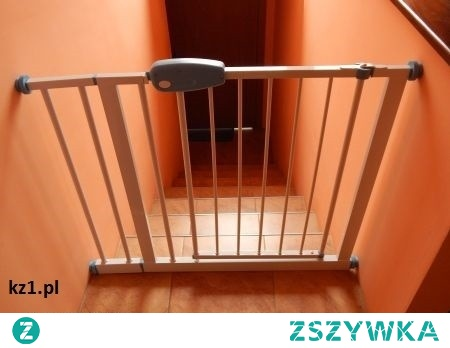 Jak zamontować bramkę ochronną rozporową przy schodach? Kliknij w link, by się dowiedzieć.