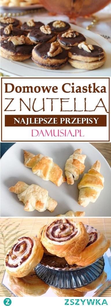 Domowe Ciastka z Nutellą – Najlepsze Przepisy