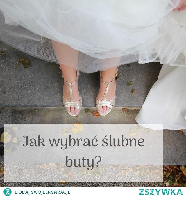 Jak wybrać buty na ślub?