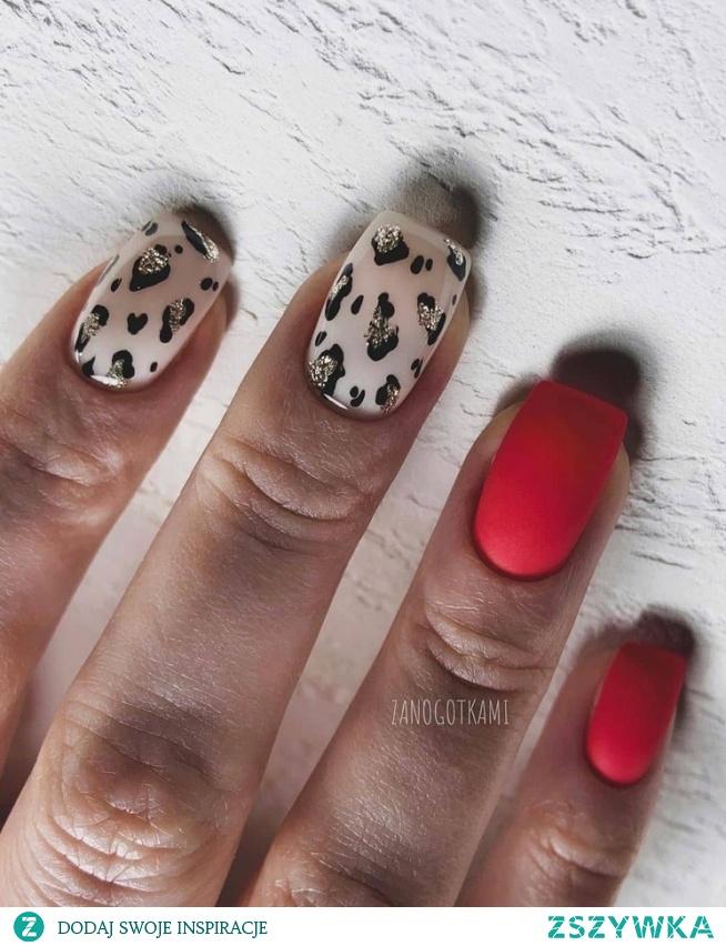 Walentynki coraz bliżej, więc czas na stylizacje z pazurem!