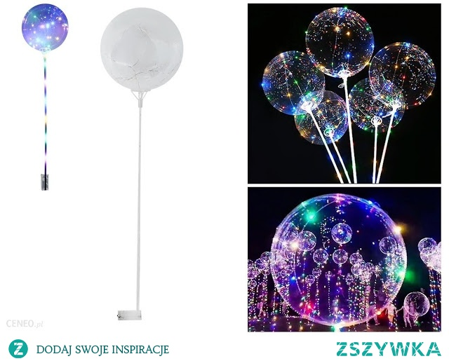 Ślubne inspiracje na balonowe dekoracje
