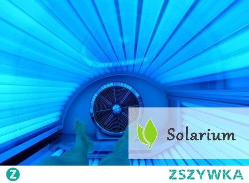 Solarium - jak wpływa na nasz organizm?