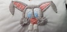 DIY on pillow