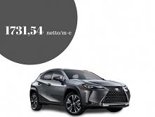 Lexus UX 200 Hybrid  - klik...