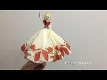 Baletnica w długiej spódnic...