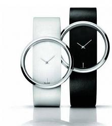Klasyczne zegarki w 2 kolorach.