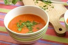 zupa z soczewicy z pastą curry