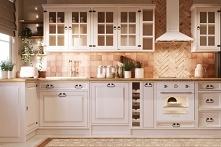 bielone meble kuchenne na w...