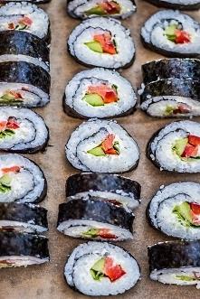 Jak zrobić domowe sushi?  O...