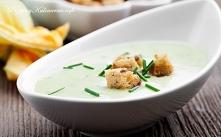 Zupa ze szczypiorkiem