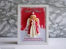Anioł Miłości - ramka 18x24