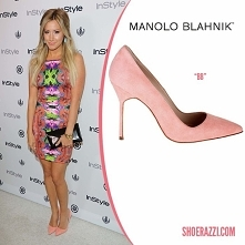 Manolo Blahnik - Ashley Tis...