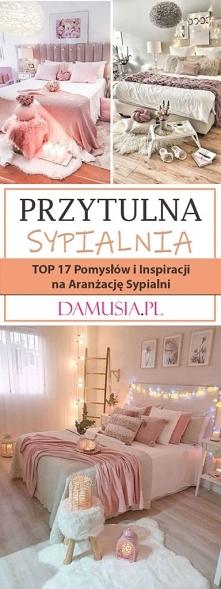 Przytulna Sypialnia – TOP 1...