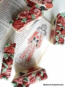 Cudne, różane mydło zainspi...