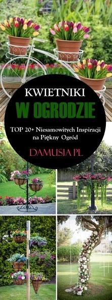 Kwietnik w Ogrodzie – TOP 20+ Niesamowitych Inspiracji na Piękny Ogród