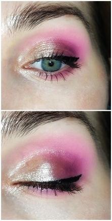 makeup walentynkowy Glam Shop Retro by Karolina Zientek