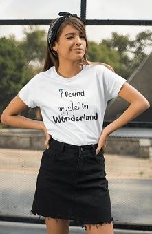 Koszulka Alicja w Krainie C...