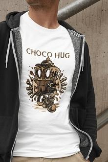 Koszulka Choco Hug dostępna...