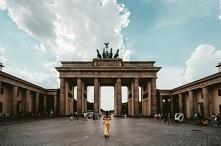 Pariser Platz w Berlinie, N...