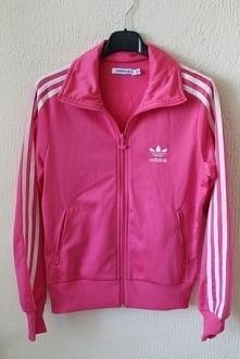 Na sprzedaż różowa bluza Adidas rozm. 38 (M) - oferta po kliknięciu w zdjęcie