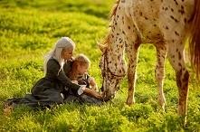 Nauka jazdy konnej dla dzie...