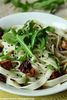 Utylizacja tofu, czyli udon...