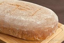 Delikatny chleb na zakwasie