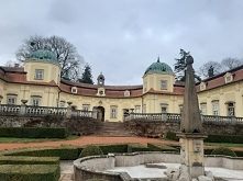 Buchlovice - Czechy, piękny...