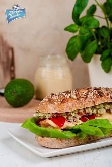 Fajitas Sandwich