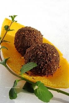 Trufle pomarańczowe
