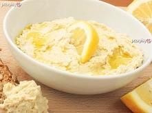 Hummus z ciecierzycy z soki...