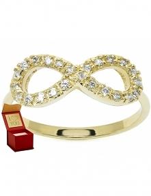 Złoty pierścionek nieskończ...