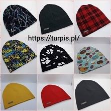 Wiosenne czapki od turpis