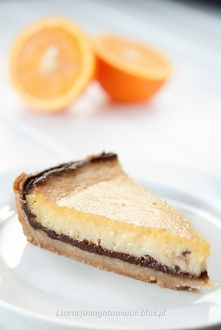 tarta czeko-orange