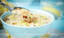 Zupa z krewetek i warzyw