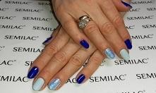 Neonail Blue Hiacynth, Indi...